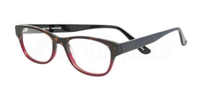 Black Tortoise 909 Glasses, Booth & Bruce Classic