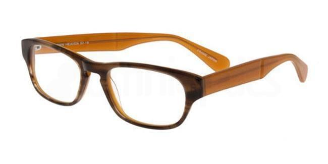 Brown Heaven P057 Glasses, Booth & Bruce Classic