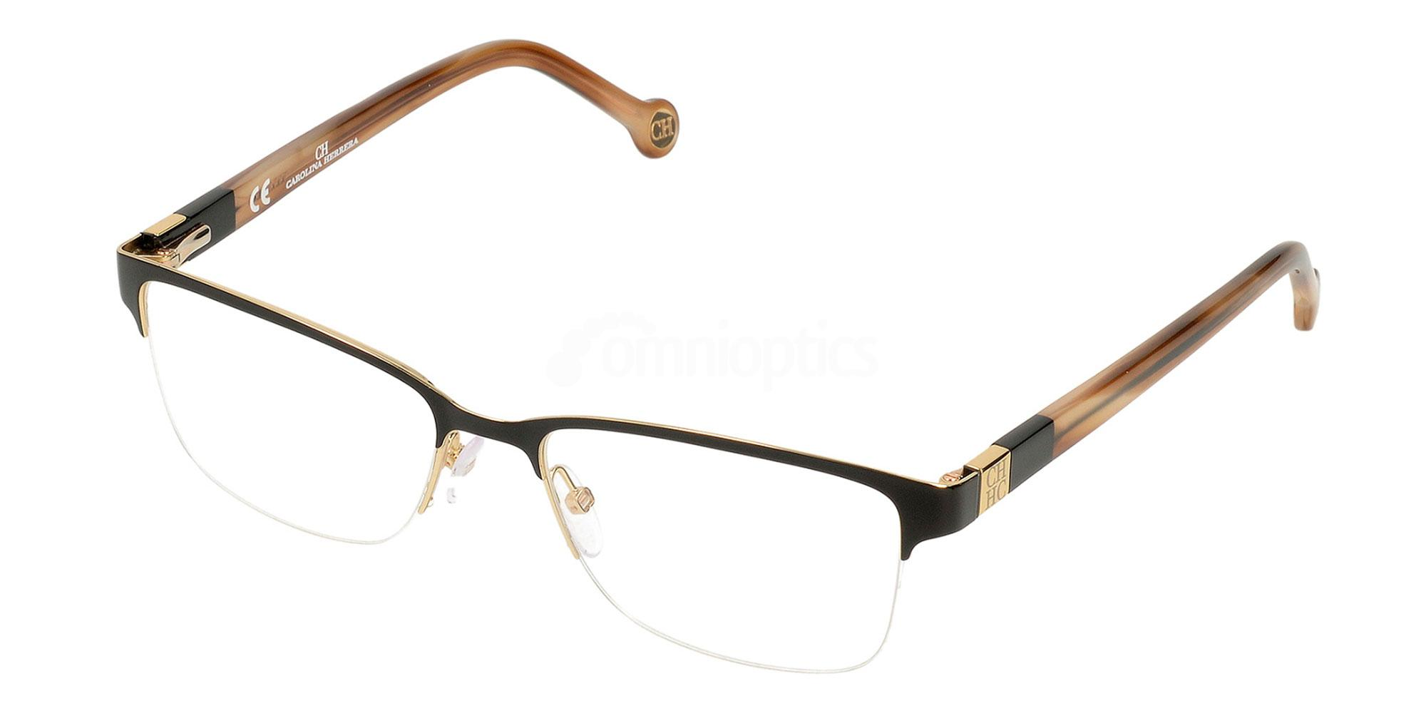 0301 VHE038 Glasses, CH Carolina Herrera