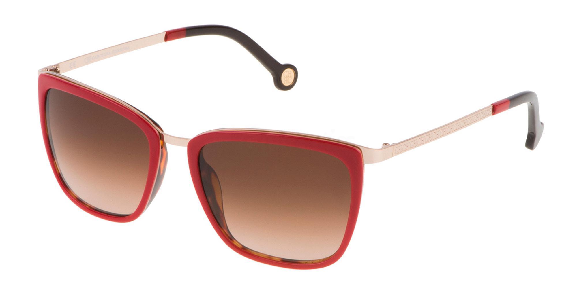 0300 SHE068 Sunglasses, CH Carolina Herrera