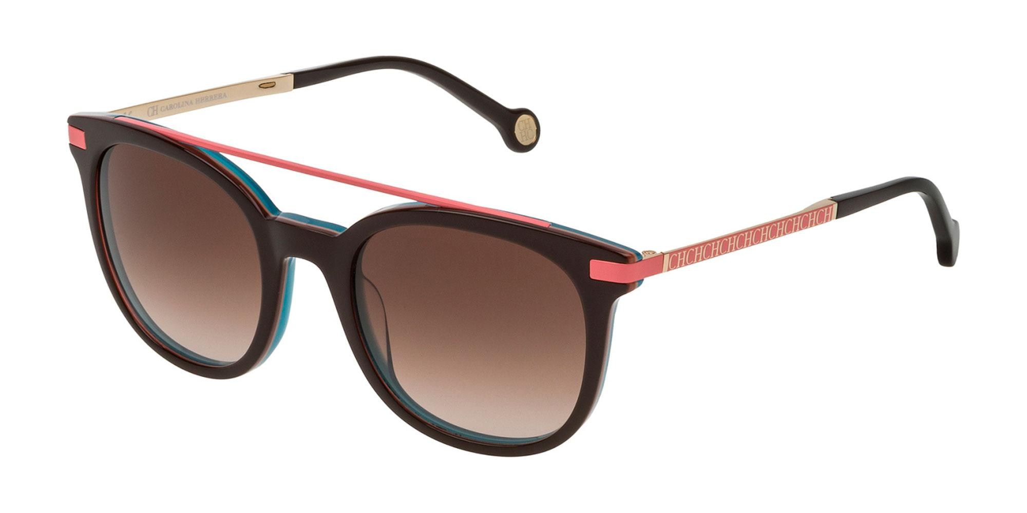 01BA SHE690 Sunglasses, CH Carolina Herrera