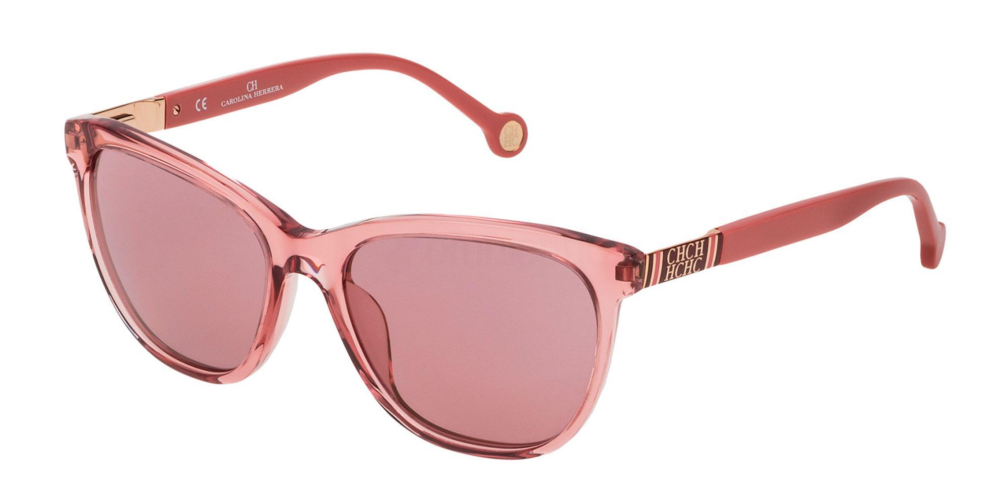 96DG SHE691 Sunglasses, CH Carolina Herrera