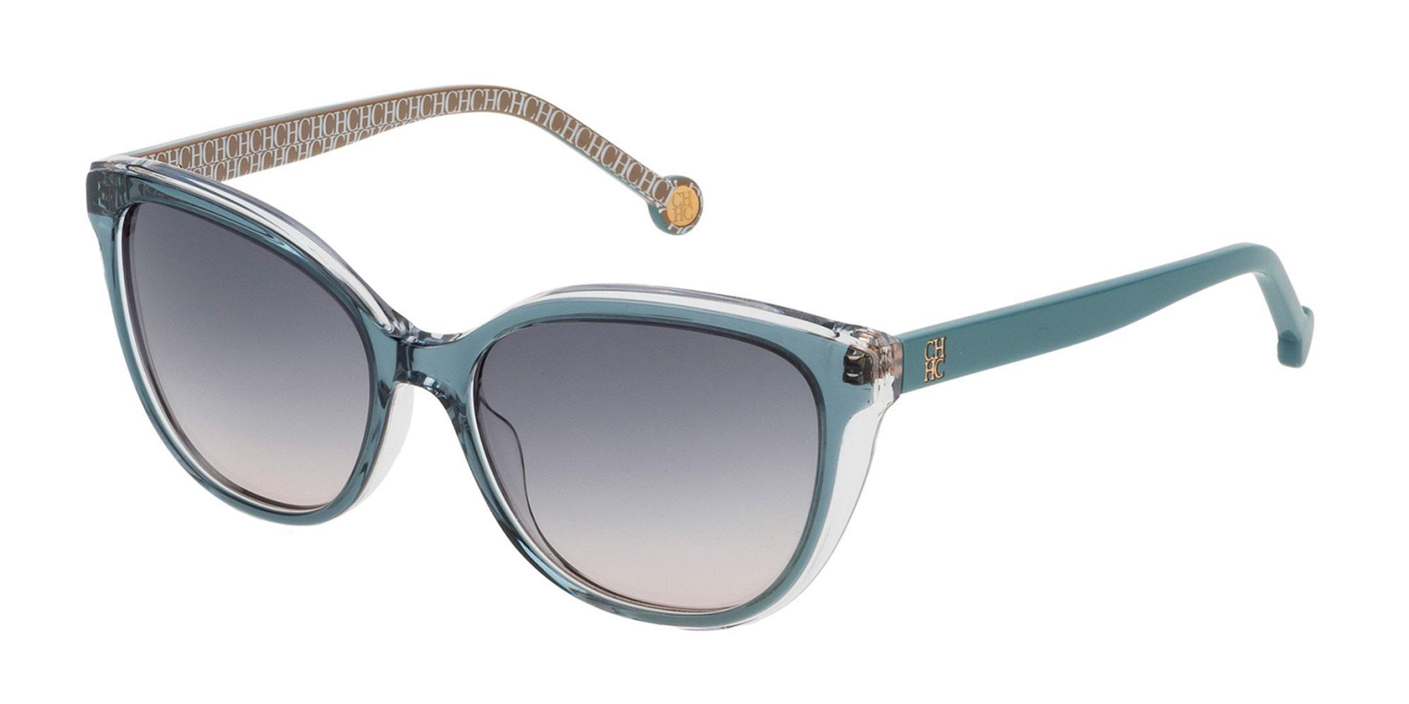 06MZ SHE694 Sunglasses, CH Carolina Herrera