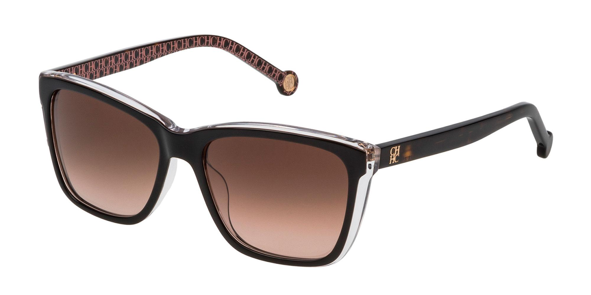 09W2 SHE695 Sunglasses, CH Carolina Herrera