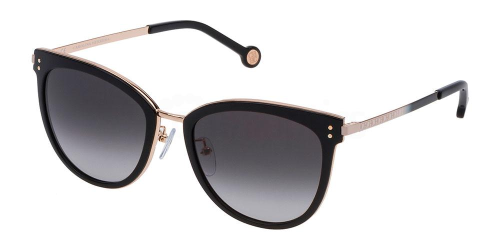 0300 SHE102 Sunglasses, CH Carolina Herrera