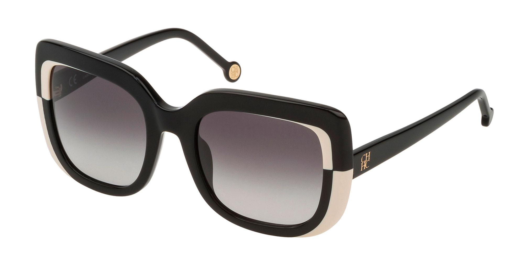 0700 SHE786 Sunglasses, CH Carolina Herrera