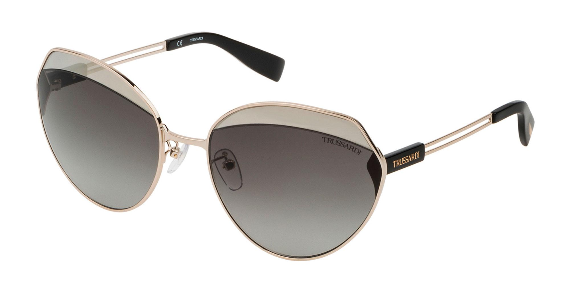 0594 STR298 Sunglasses, Trussardi