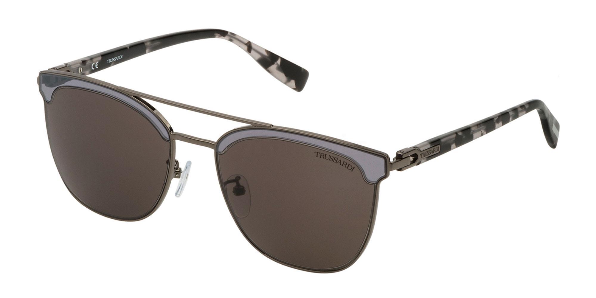 0568 STR305 Sunglasses, Trussardi
