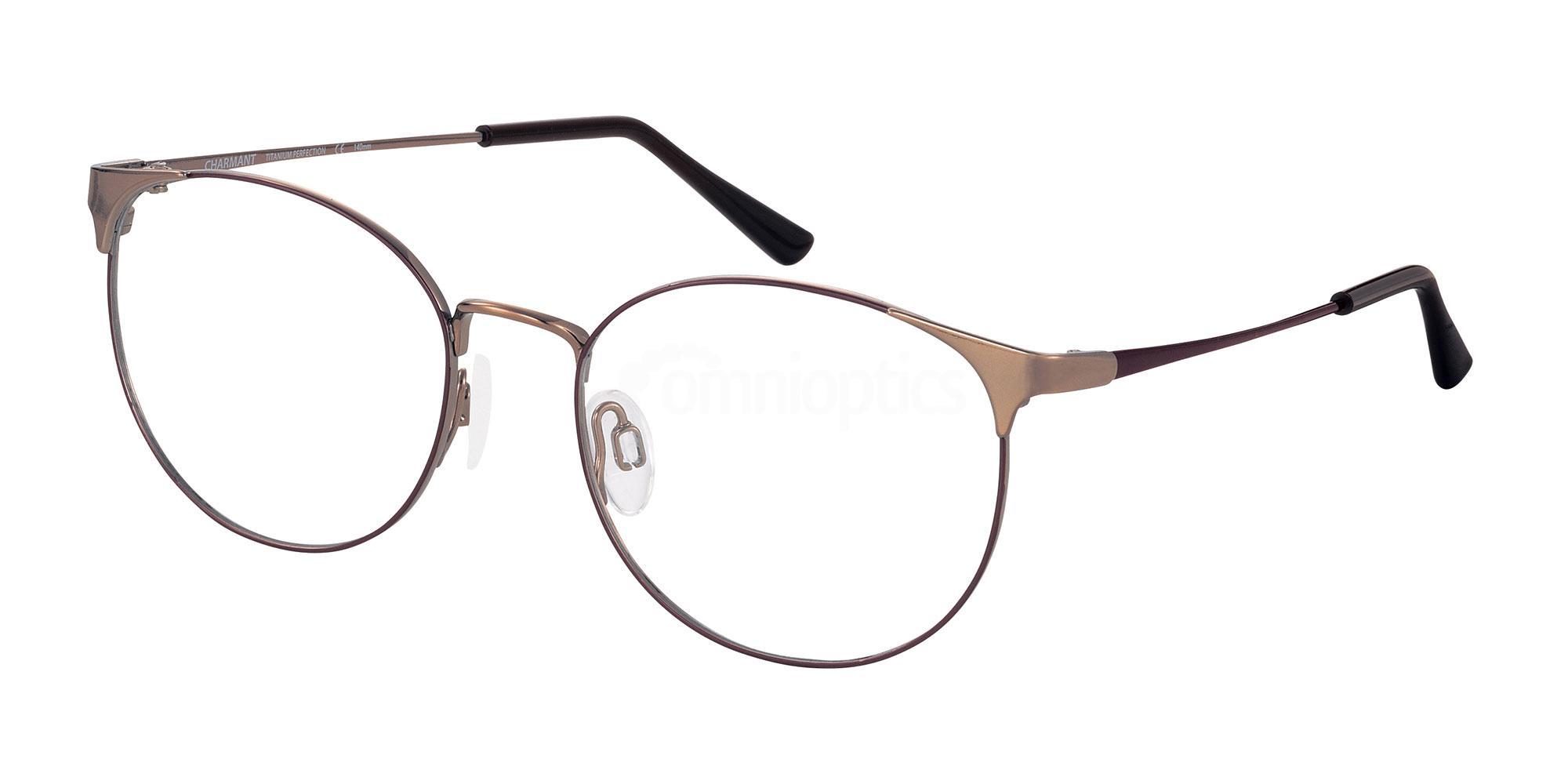 BR CH29806 Glasses, Charmant Titanium Perfection
