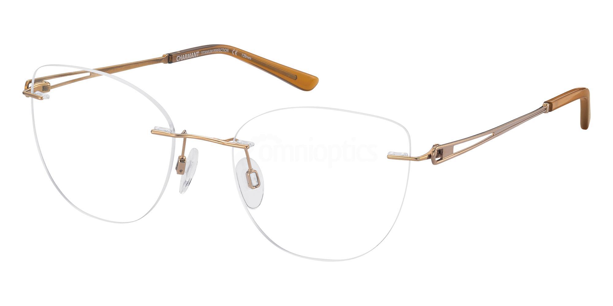 GP CH29816 Glasses, Charmant Titanium Perfection