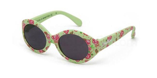 01 BB609S Sunglasses, Benetton KIDS