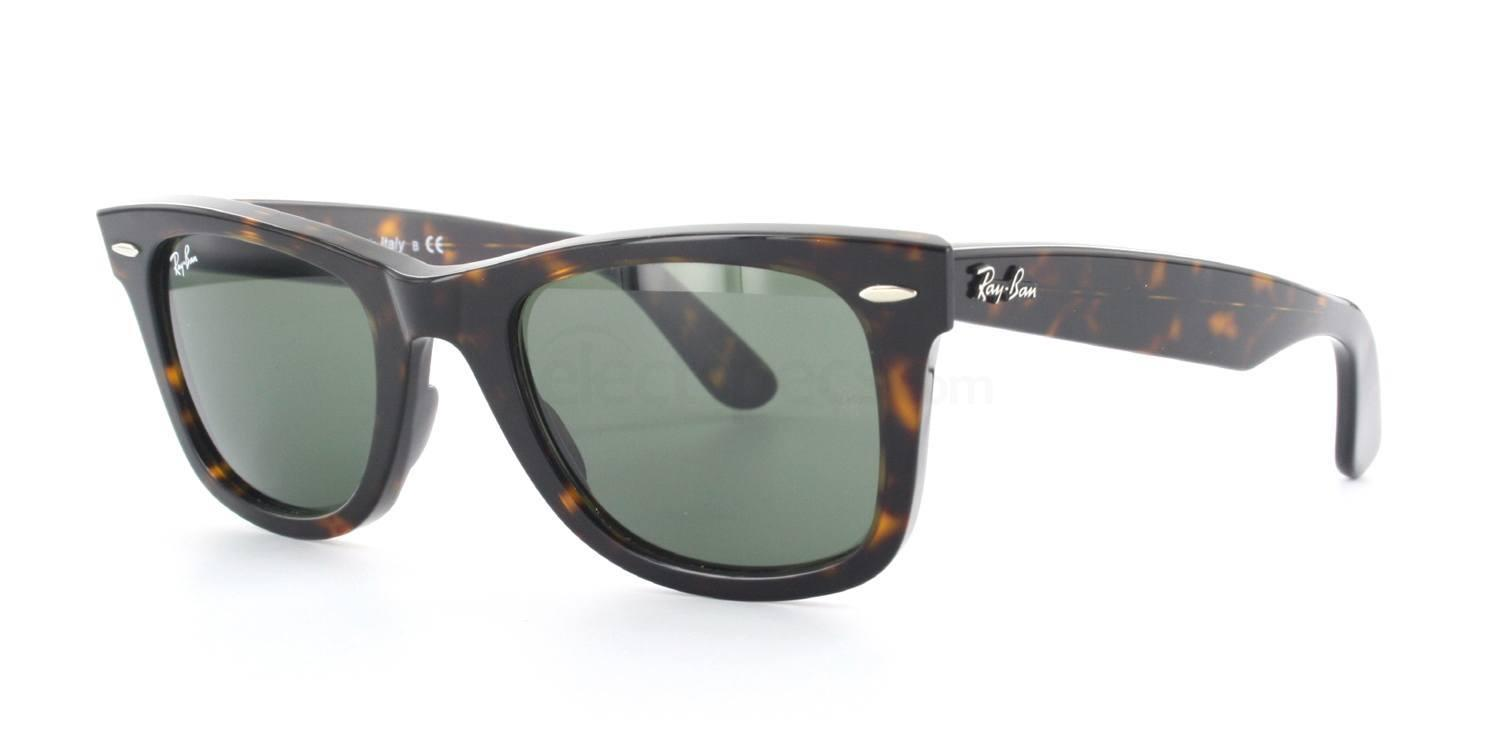 902 RB2140 Original Wayfarer Sunglasses, Ray-Ban