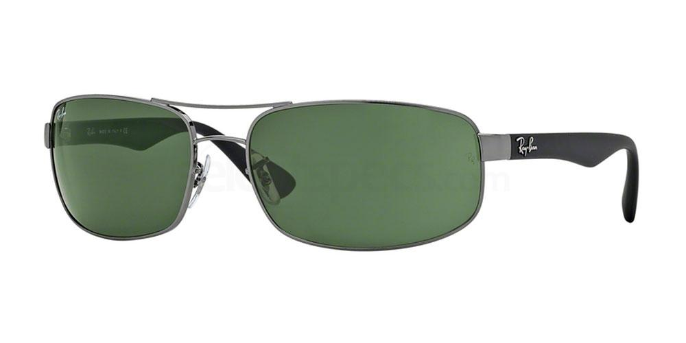 004 RB3445 (1/2) Sunglasses, Ray-Ban