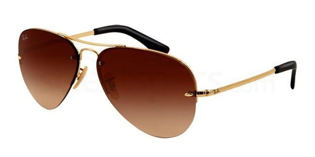 001/13 RB3449 (1/2) Sunglasses, Ray-Ban