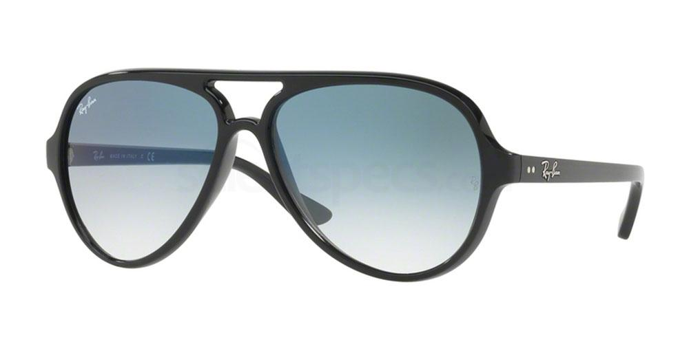 601/3F RB4125 Cats 5000 (1/4) , Ray-Ban