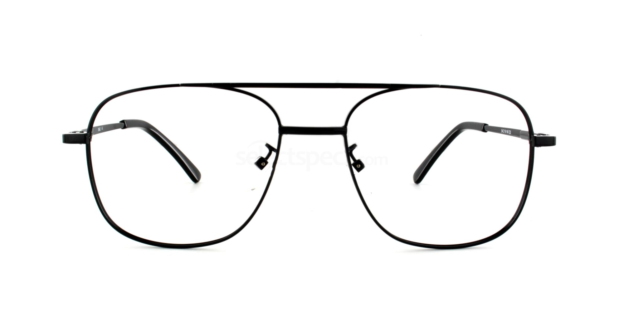 Black F8006 Glasses, SelectSpecs