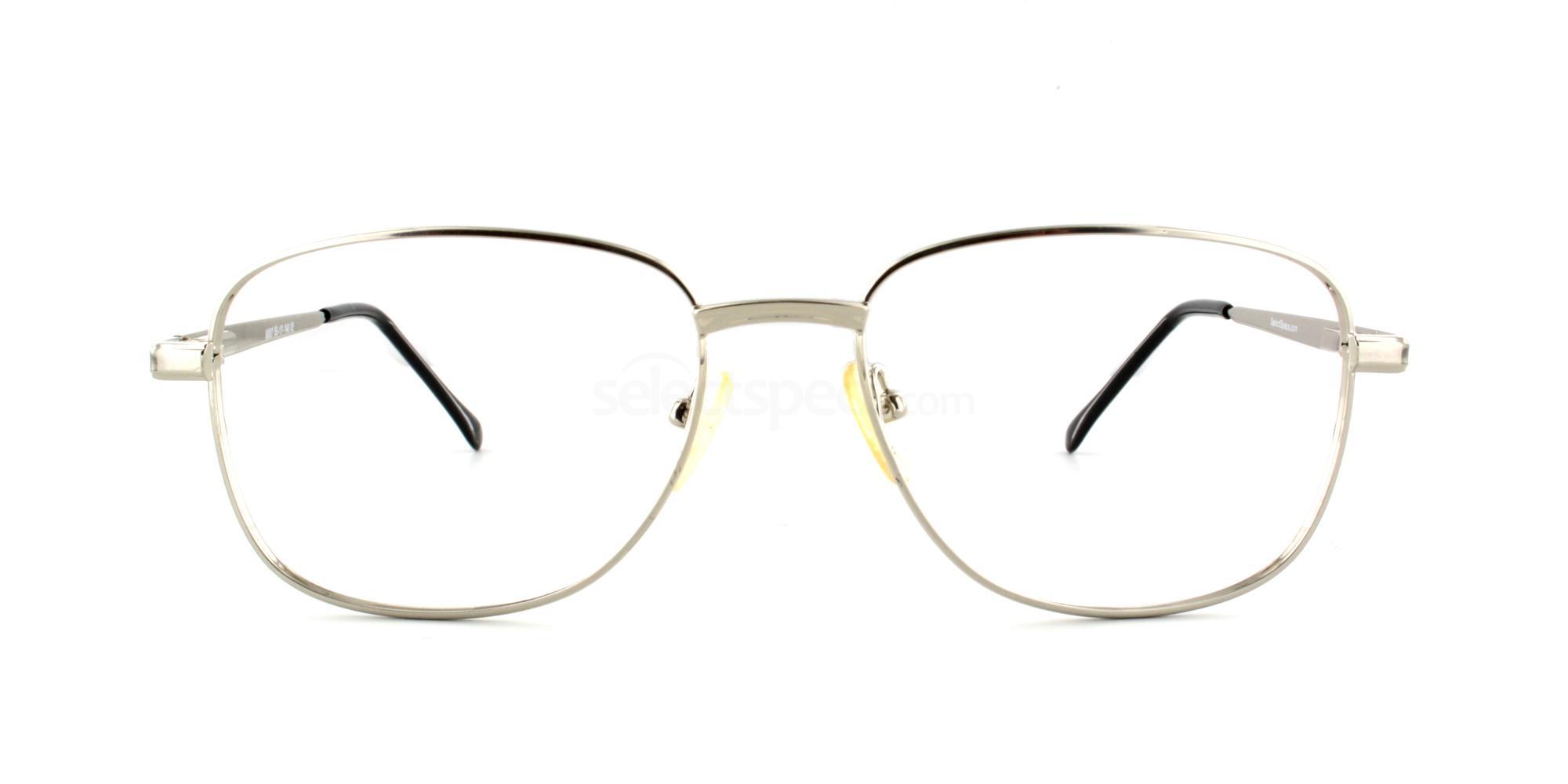 Silver F8007 Glasses, SelectSpecs