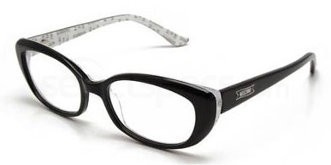 01 MO095 Glasses, Moschino