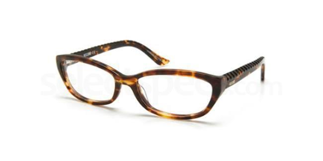 02 MO187 Glasses, Moschino
