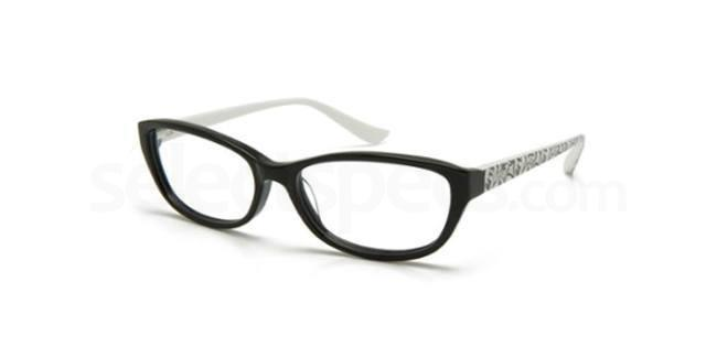 01 MO190 Glasses, Moschino