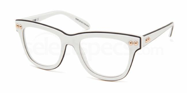 02 MO208 Glasses, Moschino