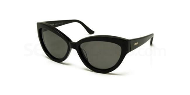 01 MO674 Sunglasses, Moschino