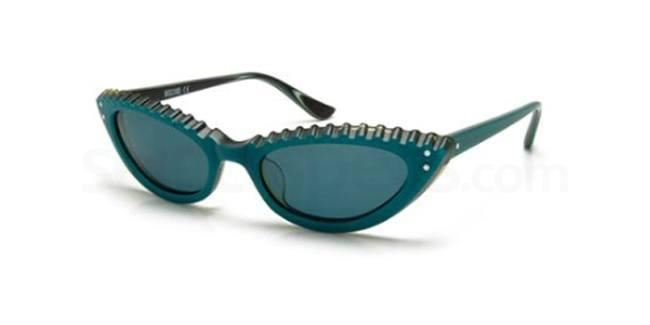 moschino cateye sunglasses