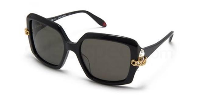 Moschino chain sunglasses