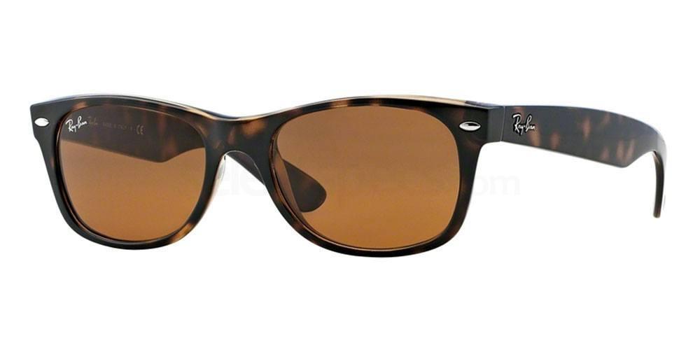 710 RB2132 - New Wayfarer (1/3) Sunglasses, Ray-Ban
