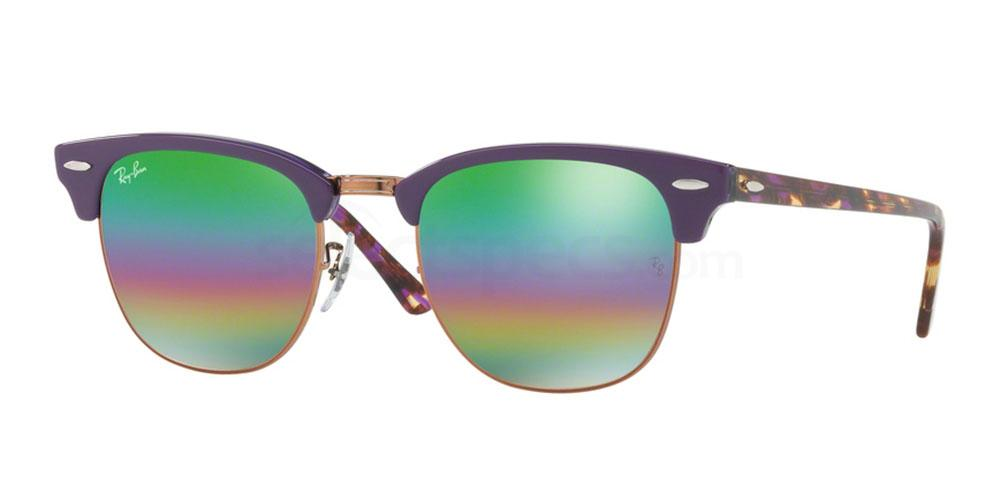 1221C3 RB3016 - Clubmaster (HRG) (1/3) Sunglasses, Ray-Ban