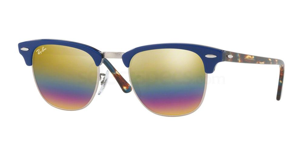 1223C4 RB3016 - Clubmaster (HRG) (1/3) Sunglasses, Ray-Ban