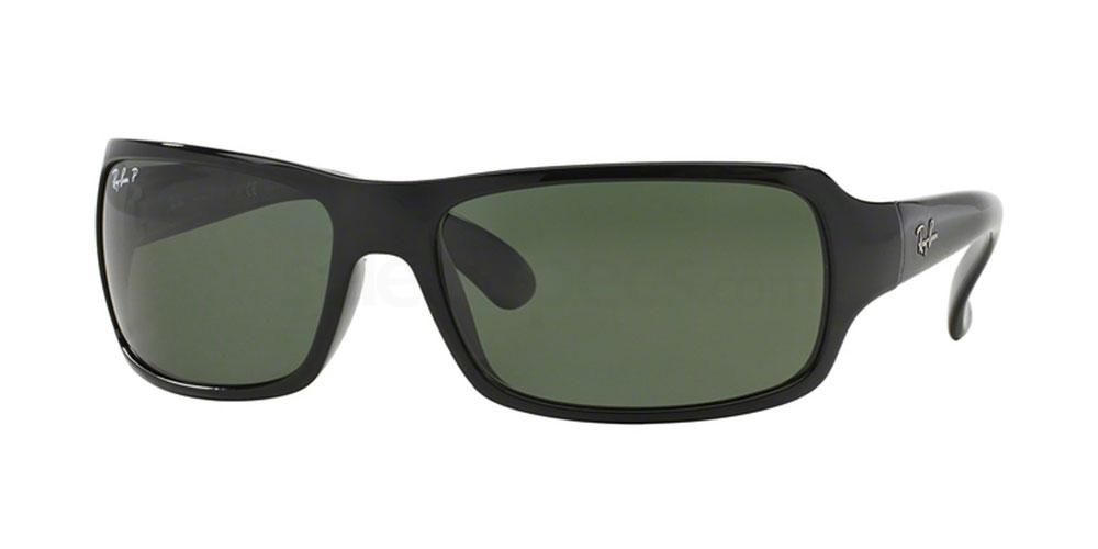 601/58 RB4075 Sidestreet Sunglasses, Ray-Ban