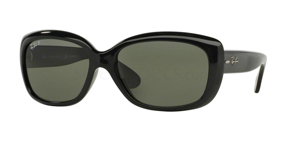 601/58 RB4101 - Jackie Ohh (1/2) Sunglasses, Ray-Ban