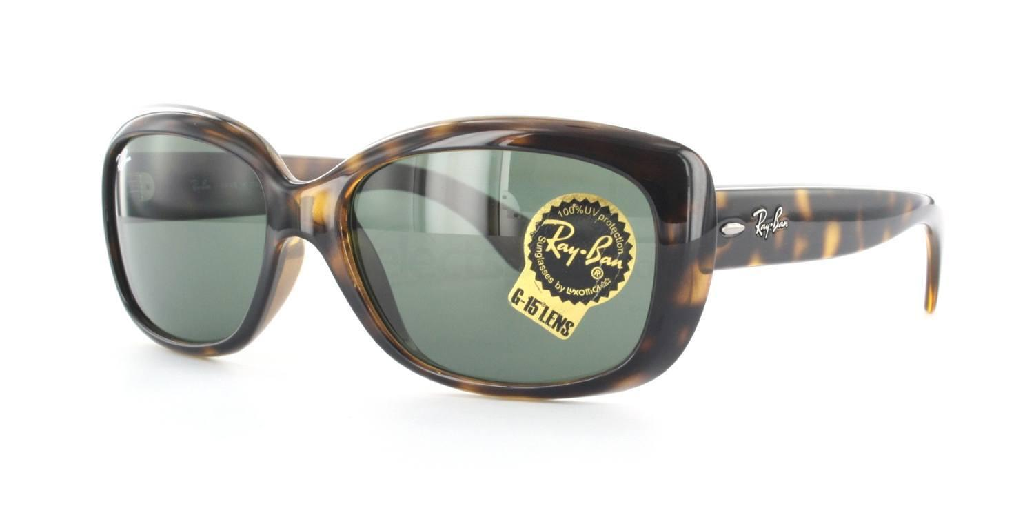 710 RB4101 - Jackie Ohh (1/2) Sunglasses, Ray-Ban