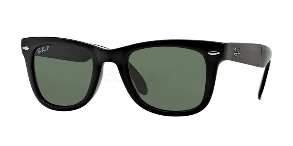601/58 RB4105 Outsiders (Folding WAYFARER) 1/2 , Ray-Ban