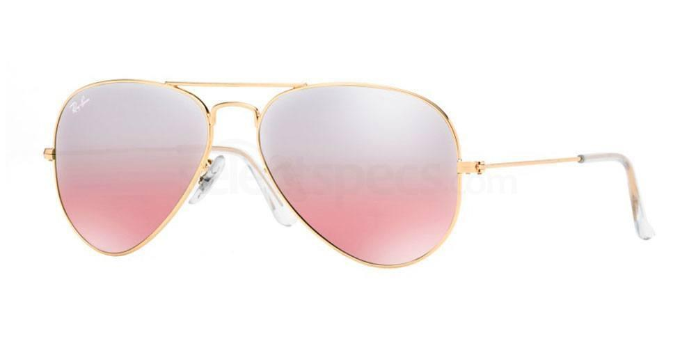 Ray-Ban-pink-aviator-sunglasses
