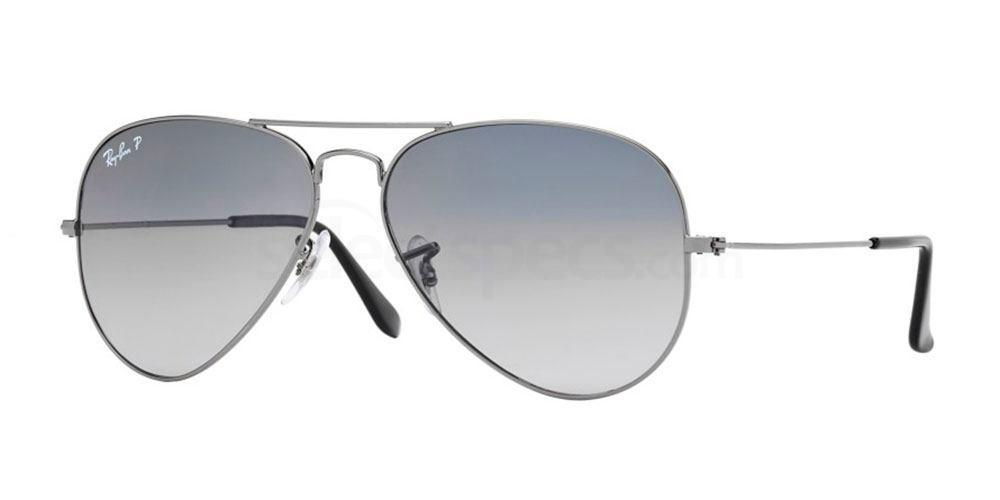 ray ban blue lenses aviators