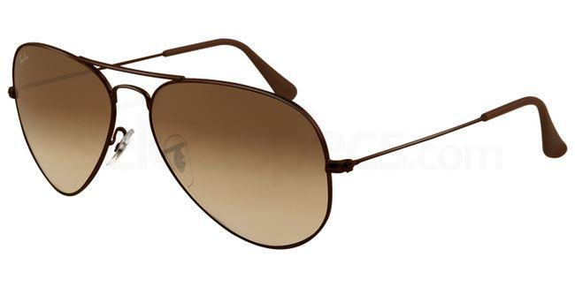 Ray-Bah aviatore Brown