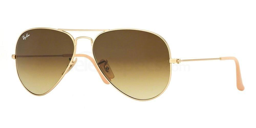 112/85 RB3025 Aviator - Large Metal (6/6) Sunglasses, Ray-Ban