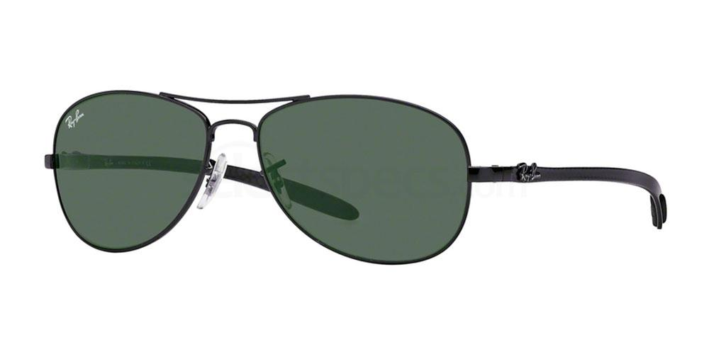 002 RB8301 (1/2) Sunglasses, Ray-Ban