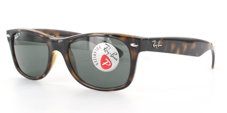 902 58 RB2132 - New Wayfarer (Polarized) Sunglasses, Ray-Ban 1d4d184727d5