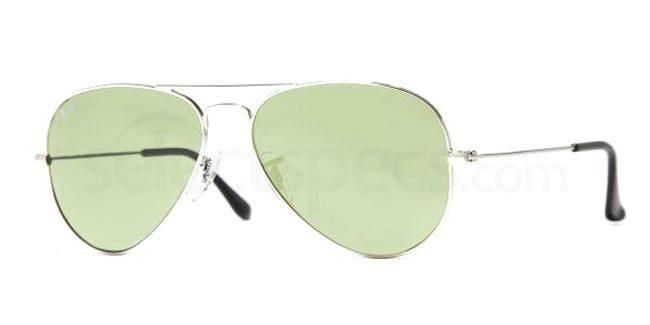 003/59 RB3025 Aviator - Large Metal (Polarized) 1/2 , Ray-Ban