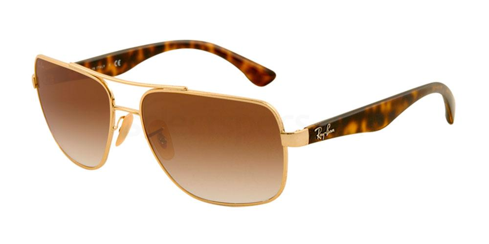 001/51 RB3483 Sunglasses, Ray-Ban