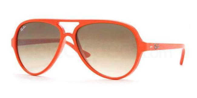 757/51 RB4125 Cats 5000 (3/4) , Ray-Ban