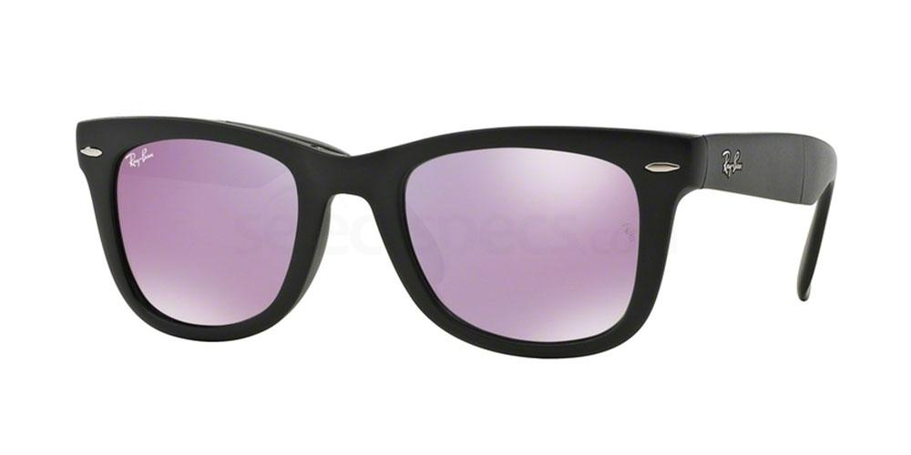 601S4K RB4105 Outsiders (Folding WAYFARER) 2/2 Sunglasses, Ray-Ban
