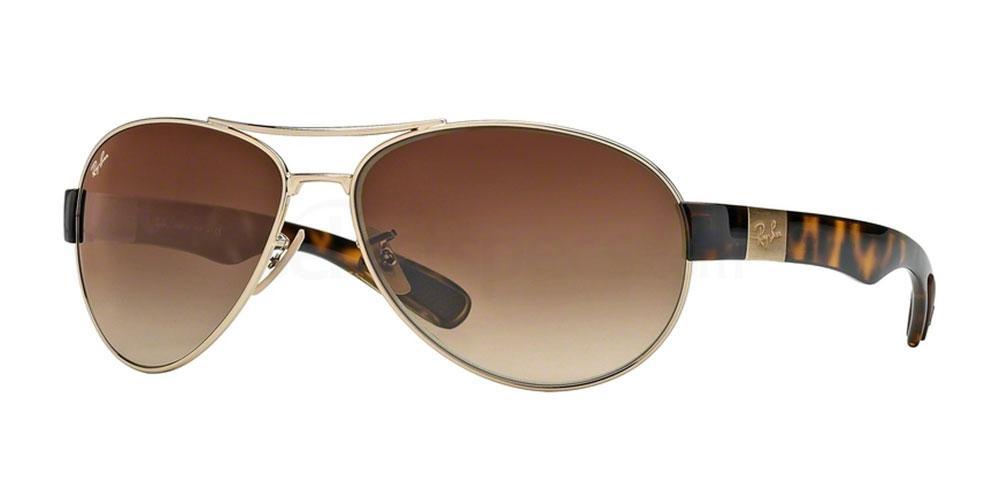 001/13 RB3509 Sunglasses, Ray-Ban