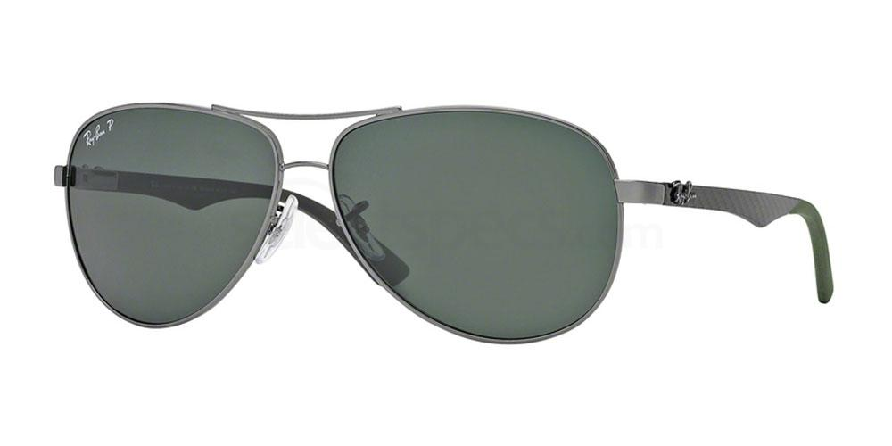 004/N5 RB8313 Sunglasses, Ray-Ban