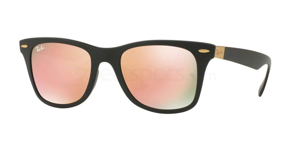 601S2Y RB4195 Tech - Lite Force Sunglasses, Ray-Ban