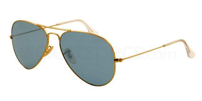 001/3R RB3025 AVIATOR Limited Edition , Ray-Ban