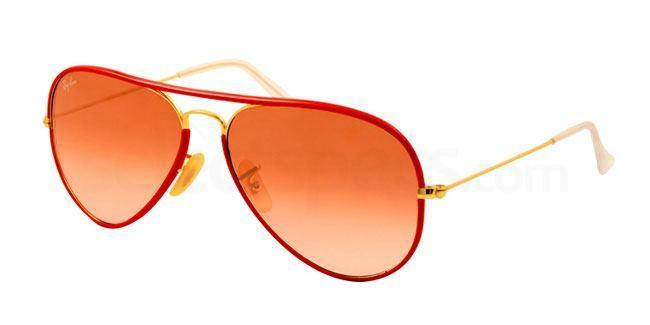 001/X3 RB3025JM AVIATOR FULL COLOR (Photocromatic) , Ray-Ban